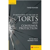 Lexis Nexis Introduction To The Law of Torts and Consumer Protection By Avtar Singh