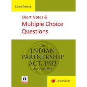 LexisNexis's The Indian Partnership Act, 1932 - Short Notes & Multiple Choice Questions