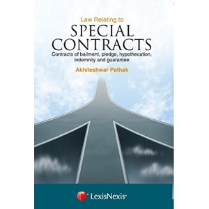 Lexisnexis's Law Relating to Special Contracts by Akhileshwar Pathak