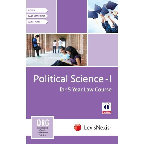 LexisNexis Quick Reference Guide : Political Science - I For B.S.L