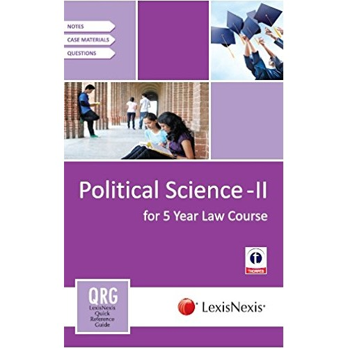 LexisNexis Quick Reference Guide [QRG]: Political Science - II For BSL