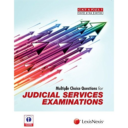 LexisNexis's Judicial Services Examinations [JMFC] Multiple Choice Questions (MCQs)