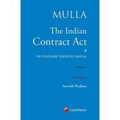 Mulla's The Indian Contract Act by for BSL & LLM by Anairudh Wadhwa | Lexisnexis