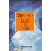 Lexisnexis's Corporate Laws in India by Rashmi Aggarwal, Rajinder Kaur