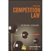LexisNexis's Indian Competition Law by Versha Vahini