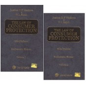 Lexisnexis's The Law of Consumer Protection (Set of 2 HB Volumes) by Justice D. P. Wadhwa, N L Rajah & Sudhanshu Kumar