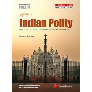 LexisNexis Jigeesha's Indian Polity for Civil Services Preliminary Examination