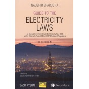 Naushir Bharucha's Guide to the Electricity Laws [HB] by Badri Vishal | Lexisnexis