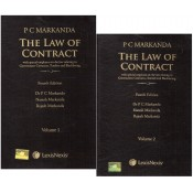 LexisNexis's The Law of Contract by P. C. Markanda [2 Hb Vols]