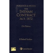 Pollock & Mulla's The Indian Contract Act, 1872 [HB] by R. Yashod Vardhan | LexisNexis