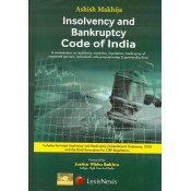 Lexisnexis's Insolvency and Bankruptcy Code of India [HB] by Ashish Makhija