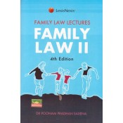 LexisNexis's Lectures on Family Law - II By Dr. Poonam Pradhan Saxena