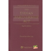Pollock & Mulla's The Indian Partnership Act [HB] by Devashish Bharuka | Lexisnexis
