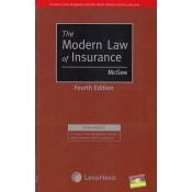 Lexisnexis's The Modern Law of Insurance [HB] by McGee