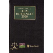 Universal's Legal Referencer 2020 cum Advocates Law Diary [Compact Edition] by LexisNexis