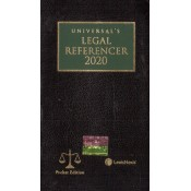 Universal's Legal Referencer 2020 - Pocket Edition | Advocates Law Diary by Lexisnexis