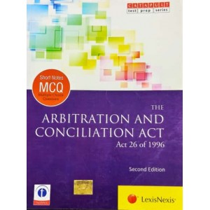 LexisNexis's Short Notes & MCQ's on Arbitration & Conciliation Act (Act 26 of 1966)
