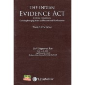 Lexisnexis's The Indian Evidence Act, 1872 [HB] by Dr. V. Nageswara Rao