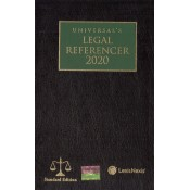 Universal's Legal Referencer 2020 [Standard Edition] | Advocates Law Diary by LexisNexis