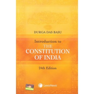 LexisNexis Introduction to the Constitution of India by Dr. Durga Das Basu