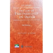 LexisNexis's The Law of Partnership in India [HB] by Satyajeet A. Desai