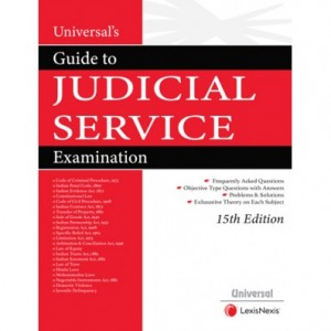 Universal's Guide to Judicial Service Examination (JMFC) 2020
