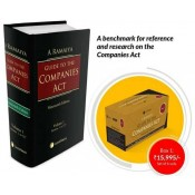 Ramaiya's Guide to the Companies Act, 2013 by Arvind P Datar, S. Balasubramanian (Box 1- 6 Vols) | LexisNexis