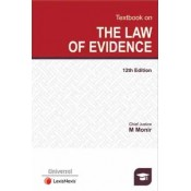 Universal's Textbook On The Law Of Evidence For BSL & LLB by Justice M. Monir | LexisNexis