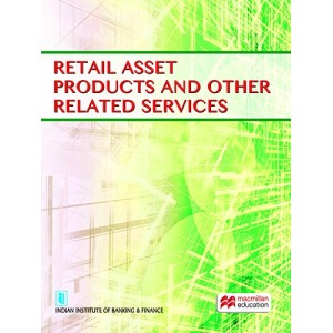 Macmillan Publisher's Retail Asset Products and Other Related Services by IIBF for Diploma in Retail Banking