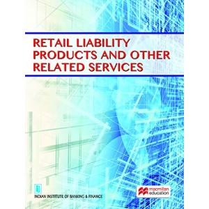 Macmillan Publisher's Retail Liability Products and Other Related Services by IIBF for Diploma in Retail Banking
