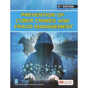 IIBF's Prevention of Cyber Crimes and Fraud Management by MacMillan Publications