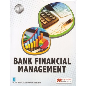 Bank Financial Management for CAIIB by IIBF | MacMillan Publication