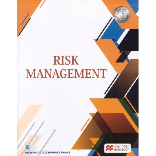 Macmillan Publisher's Risk Management for CAIIB by IIBF