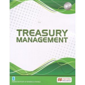 Treasury Management for CAIIB by IIBF for MacMillan Publishers