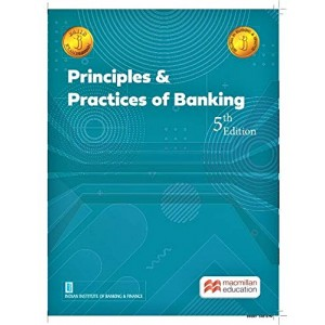MacMillan's Principles & Practices of Banking for JAIIB New Syllabus Exam by IIBF