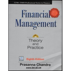 Dr. Prasanna Chandra's Financial Management (FM) by McGrawHill Education