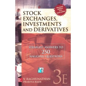 McGrawHill's Stock Exchanges, Investments and Derivatives by V. Raghunathan