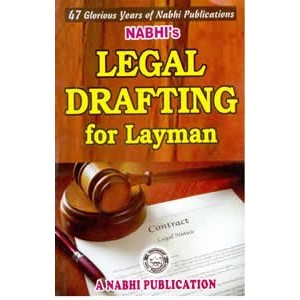 Nabhi's Legal Drafting for Laymann