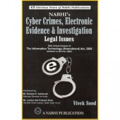 Nabhi's Cyber Crimes, Electronic Evidence & Investigation Legal Issues (IT) For B.S.L by Vivek Sood
