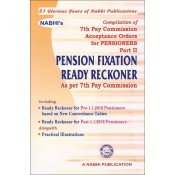 Nabhi's Pension Fixation Ready Reckoner 2017 as per 7th Pay Commission