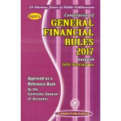 Nabhi's Compilation of General Financial Rules 2017 [GFR] alongwith GOI Decisions