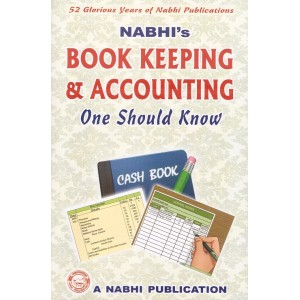 Nabhi's Book Keeping & Accounting One Should Know