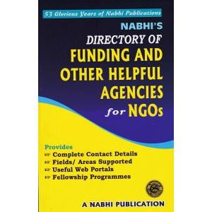 Nabhi's Directory of Funding and Other Helpful Agencies for NGOs