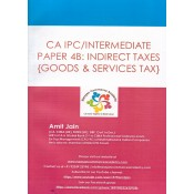 Narayan Commerce Academy's Paper 4B : Indirect Taxes [Goods & Services Tax] for CA  IPCC May 2018 Exam by Amit Jain