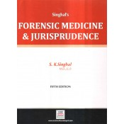 Singhal's Forensic Medicine & Jurisprudence by S. K. Singhal | National Book Depot