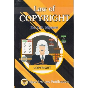 Law of Copyright by Dr. S. R. Myneni  | New Era Law Publication
