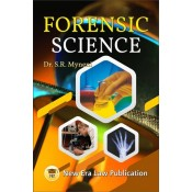 New Era Law Publication's Forensic Science by Dr. S. R. Myneni