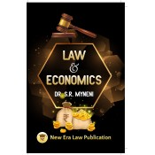 Law & Economics by Dr. S. R. Myneni  for BA.LL.B & LL.B| New Era Law Publication