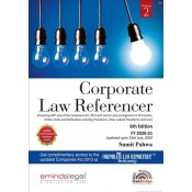 Oakbridge's Corporate Law Referencer with Supplement by emindslegal, Sumit Pahwa