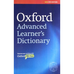 Oxford's Advanced Learner Dictionary [PB] (English to English)
